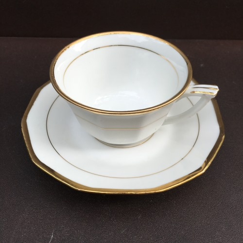 Tasses à Café - Louise et Juliette - Location vaisselle vintage